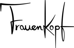 Weingut Frauenkopf Twann: Logo Schwarz neu