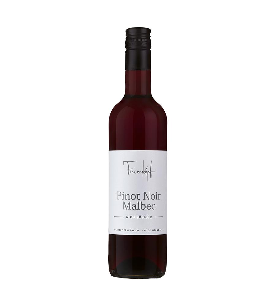 Weingut Frauenkopf – Twanner Rotwein: Pinot Noir Malbec